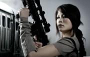 军事美女 高清酷黑壁纸 壁纸7 军事美女 高清酷黑壁 明星壁纸