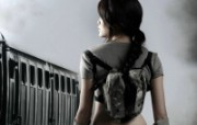 军事美女 高清酷黑壁纸 壁纸8 军事美女 高清酷黑壁 明星壁纸