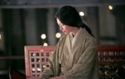 林志玲 赤壁中饰演小乔写真 高清宽屏壁纸 壁纸13 林志玲(赤壁中饰演小 明星壁纸