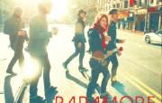 Paramore美国乐队组合 明星壁纸