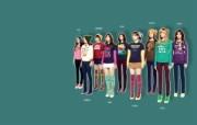 少女时代 壁纸24 少女时代 明星壁纸