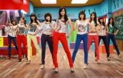 少女时代 韩国美女组 明星壁纸