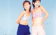 香港最红组合Twins壁纸 明星壁纸