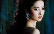 刘亦菲写真 2 17 刘亦菲写真 女性壁纸