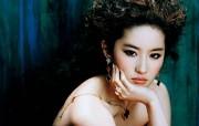 刘亦菲写真 1 22 刘亦菲写真 女性壁纸
