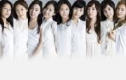少女时代组合 1 8 少女时代组合 女性壁纸