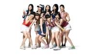 少女时代组合 2 7 少女时代组合 女性壁纸