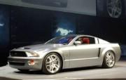 2003款福特野马跑车壁纸 汽车壁纸