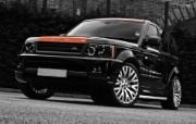 2010 路虎揽胜 Project Kahn Range Rover Sport Vesuvius Edition 壁纸1 2010路虎揽胜 汽车壁纸