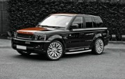 2010 路虎揽胜 Project Kahn Range Rover Sport Vesuvius Edition 壁纸3 2010路虎揽胜 汽车壁纸