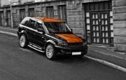 2010 路虎揽胜 Project Kahn Range Rover Sport Vesuvius Edition 壁纸4 2010路虎揽胜 汽车壁纸