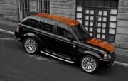 2010 路虎揽胜 Project Kahn Range Rover Sport Vesuvius Edition 壁纸5 2010路虎揽胜 汽车壁纸