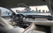 2011款Audi A8壁纸 汽车壁纸