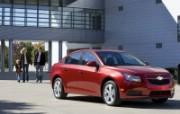 2011款科鲁兹 Chevrolet Cruze 壁纸9 2011款科鲁兹(C 汽车壁纸