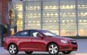 2011款科鲁兹 Chevrolet Cruze 壁纸14 2011款科鲁兹(C 汽车壁纸