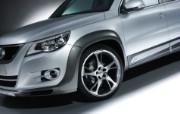 ABT Volkswagen Tiguan 进口途观 壁纸5 ABT Volksw 汽车壁纸