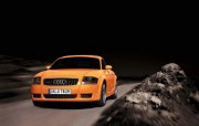 奥迪TT-浑身是劲小跑车 汽车壁纸