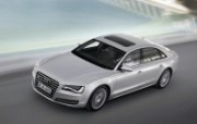Audi 奥迪 A8 L 2011 壁纸13 Audi奥迪 A8 L 2011 汽车壁纸