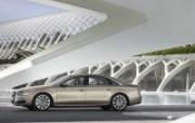 Audi 奥迪 A8 L 2011 壁纸22 Audi奥迪 A8 L 2011 汽车壁纸