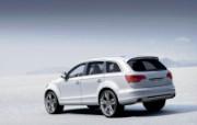 Audi Q7 V12 TDI BLUETEC概念车壁纸 汽车壁纸