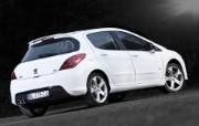 标致308 Peugeot 308 GTi 2011 壁纸2 (标致308)Peu 汽车壁纸