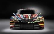 BMW 宝马汽车艺术设计 Art Car at 24 Hour Le Mans 壁纸1 BMW(宝马汽车艺术 汽车壁纸