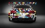 BMW 宝马汽车艺术设计 Art Car at 24 Hour Le Mans 壁纸2 BMW(宝马汽车艺术 汽车壁纸