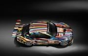 BMW 宝马汽车艺术设计 Art Car at 24 Hour Le Mans 壁纸3 BMW(宝马汽车艺术 汽车壁纸
