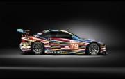 BMW 宝马汽车艺术设计 Art Car at 24 Hour Le Mans 壁纸4 BMW(宝马汽车艺术 汽车壁纸