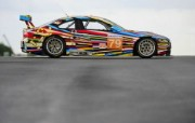 BMW 宝马汽车艺术设计 Art Car at 24 Hour Le Mans 壁纸6 BMW(宝马汽车艺术 汽车壁纸
