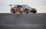 BMW 宝马汽车艺术设计 Art Car at 24 Hour Le Mans 壁纸7 BMW(宝马汽车艺术 汽车壁纸