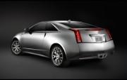 Cadillac 凯迪拉克 CTS Coupe 2011 壁纸4 Cadillac凯 汽车壁纸