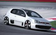 大众VolkswagenGTIW12概念车壁纸 汽车壁纸