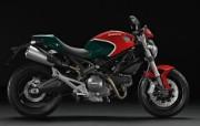 杜卡迪摩托车796 Ducati Monster 宽屏壁纸 壁纸1 杜卡迪摩托车796( 汽车壁纸