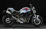 杜卡迪摩托车796 Ducati Monster 宽屏壁纸 壁纸2 杜卡迪摩托车796( 汽车壁纸