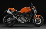杜卡迪摩托车796 Ducati Monster 宽屏壁纸 壁纸6 杜卡迪摩托车796( 汽车壁纸