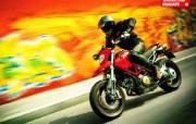 杜卡迪越野摩托车壁纸 汽车壁纸