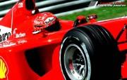 F1方程式超清晰赛车壁纸 汽车壁纸