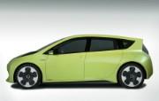 丰田概念车宽屏壁纸 壁纸4 丰田概念车宽屏壁纸 汽车壁纸