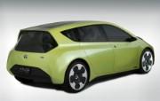 丰田概念车宽屏壁纸 壁纸5 丰田概念车宽屏壁纸 汽车壁纸