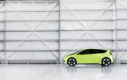 丰田概念车宽屏壁纸 壁纸6 丰田概念车宽屏壁纸 汽车壁纸