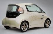 丰田概念车宽屏壁纸 壁纸13 丰田概念车宽屏壁纸 汽车壁纸