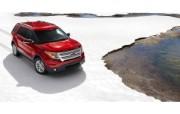Ford Explorer 福特探路者 2011 壁纸11 Ford Explo 汽车壁纸