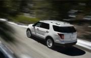Ford Explorer 福特探路者 2011 壁纸14 Ford Explo 汽车壁纸