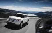 Ford Explorer 福特探路者 2011 壁纸15 Ford Explo 汽车壁纸