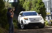 Ford Explorer 福特探路者 2011 壁纸21 Ford Explo 汽车壁纸