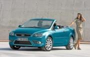 福特福克斯CoupeCabriolet欧版精美壁纸 汽车壁纸