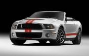 福特野马GT500壁纸 福特野马GT500壁纸 汽车壁纸