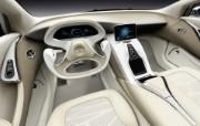 概念车驾驶室 汽车壁纸