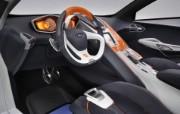 概念车驾驶室 2 19 概念车驾驶室 汽车壁纸